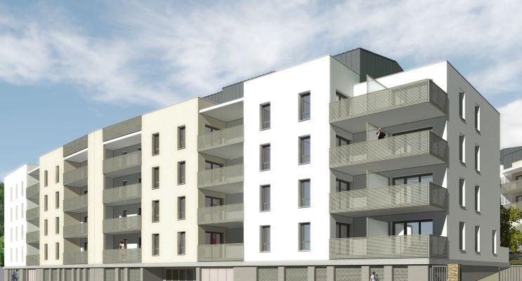 Photo du Résidence « Côté Park » programme immobilier neuf en Loi Pinel à Limoges