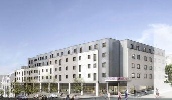 Résidence « Espace Révolution » programme immobilier neuf en Loi Pinel à Limoges n°1