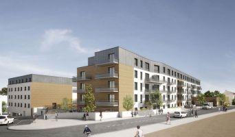 Résidence « Espace Révolution » programme immobilier neuf en Loi Pinel à Limoges n°2