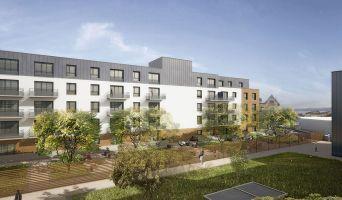Résidence « Espace Révolution » programme immobilier neuf en Loi Pinel à Limoges n°3