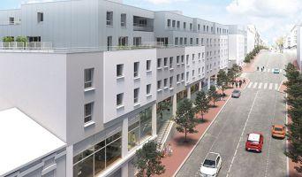 Résidence « Espace Révolution » programme immobilier neuf en Loi Pinel à Limoges n°4