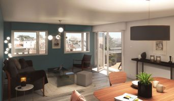 Résidence « Espace Révolution » programme immobilier neuf en Loi Pinel à Limoges n°5