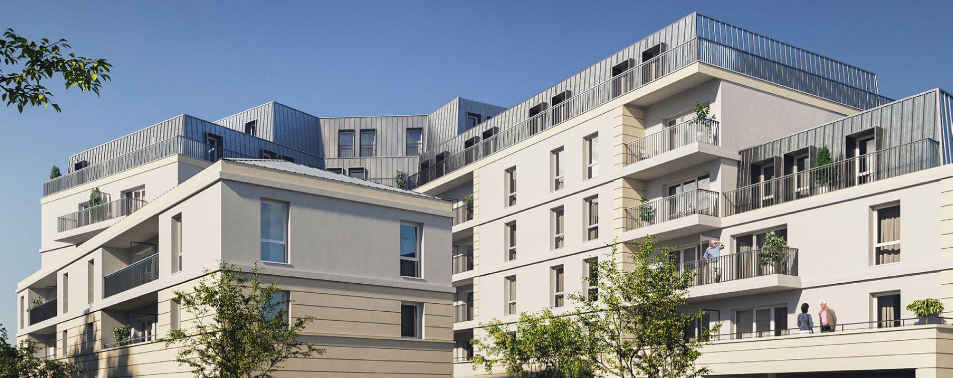Limoges : programme immobilier neuve « Fleur d'Orme »