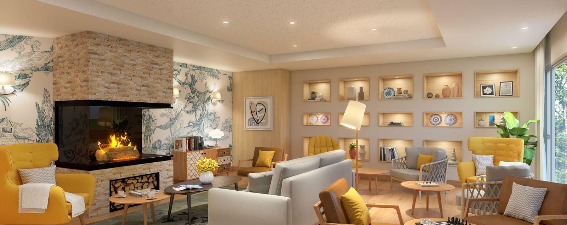 Limoges : programme immobilier neuve « Fleur d'Orme » (2)