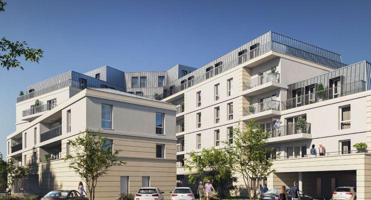 Photo du Résidence « Fleur d'Orme » programme immobilier neuf à Limoges