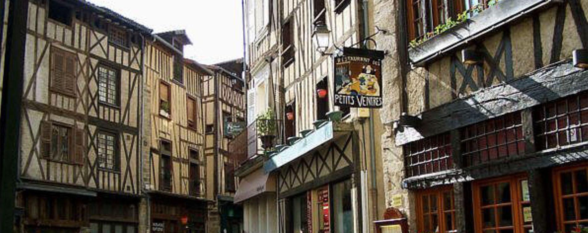 Limoges : programme immobilier à rénover « Le Clos Aurélien » en Monument Historique