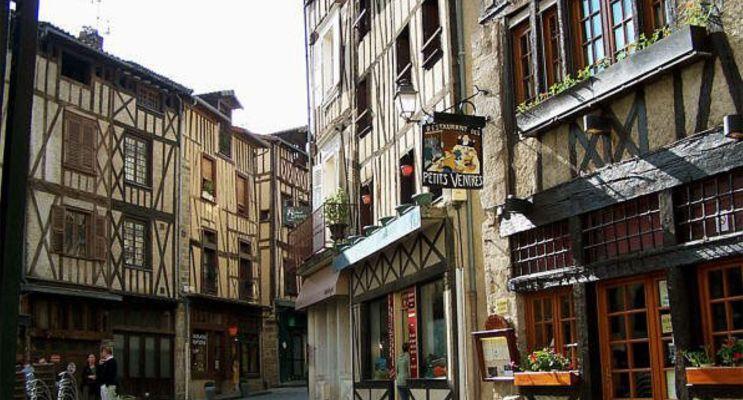 Limoges programme immobilier à rénover « Le Clos Aurélien » en Monument Historique