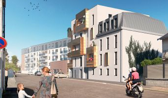 Photo du Résidence « Le Florilège » programme immobilier neuf en Loi Pinel à Limoges