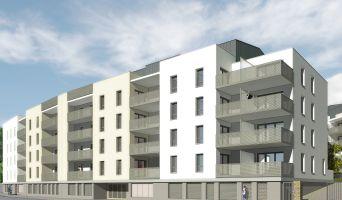 Résidence « Le Parc Saint-Aurélien » programme immobilier neuf en Loi Pinel à Limoges