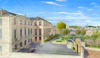 Photo du Résidence « L'Ecole du Présidial » programme immobilier neuf à Limoges