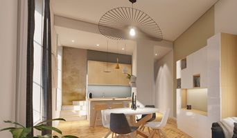 Limoges programme immobilier neuve « Villa Garibaldi »  (4)