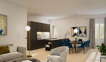 Limoges programme immobilier neuve « Villa Garibaldi »  (5)