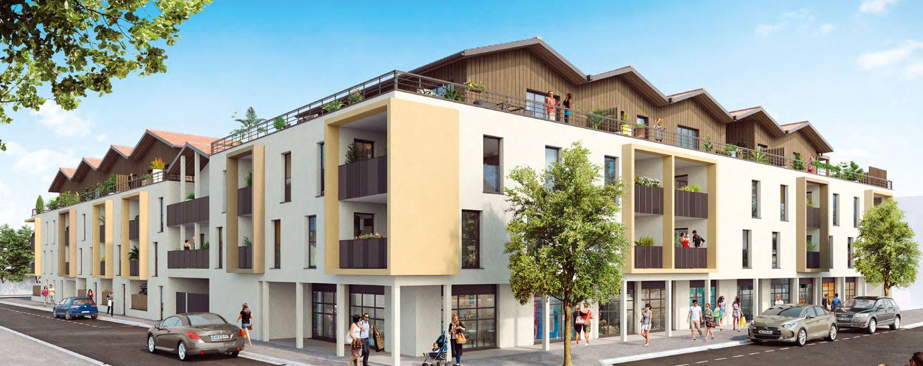 Biscarrosse : programme immobilier neuve « Programme immobilier n°217077 » en Loi Pinel (2)