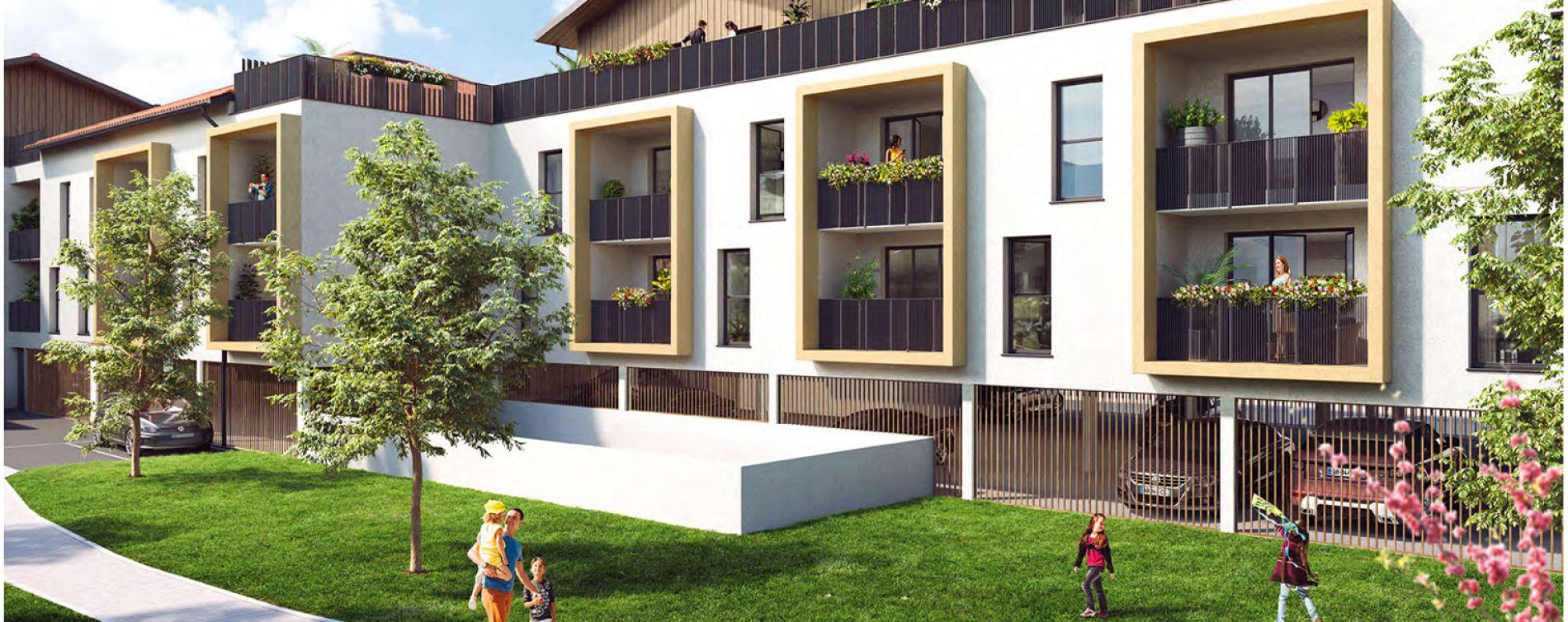 Biscarrosse : programme immobilier neuve « Programme immobilier n°217077 » en Loi Pinel (3)
