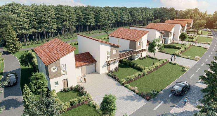 Photo du Résidence « Le Clos Saint Exupéry » programme immobilier neuf en Loi Pinel à Biscarrosse