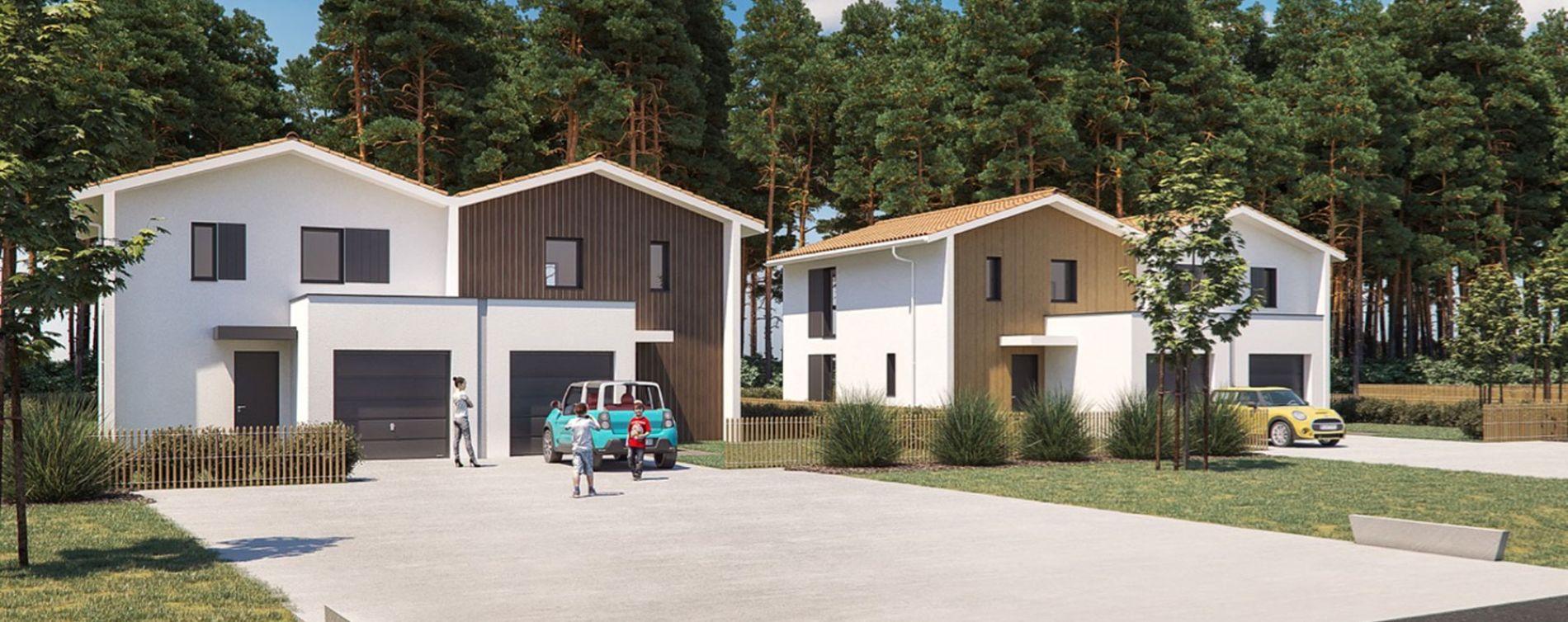 Résidence Les Villas De Lapuyade à Biscarrosse