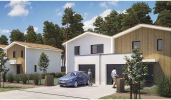 Biscarrosse : programme immobilier neuf « Les Villas De Lapuyade »