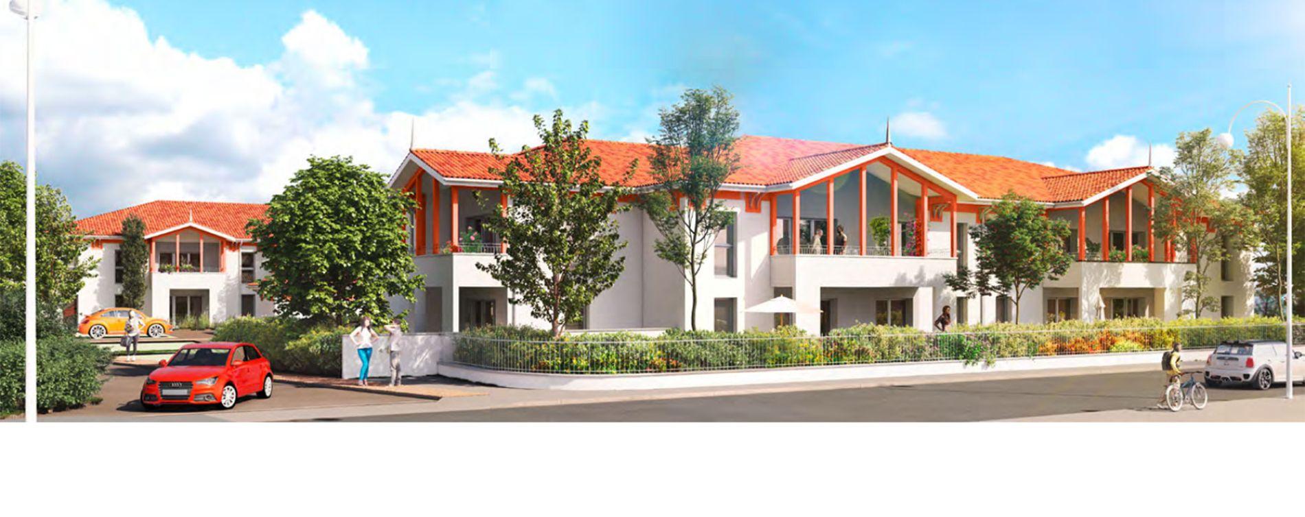 Résidence Villa Baéri à Biscarrosse