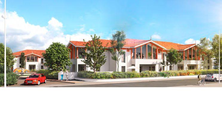 Résidence « Villa Baéri » programme immobilier neuf en Loi Pinel à Biscarrosse n°1