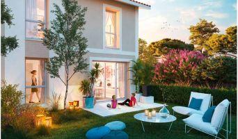 Biscarrosse programme immobilier neuve « Villa Igiea »  (2)