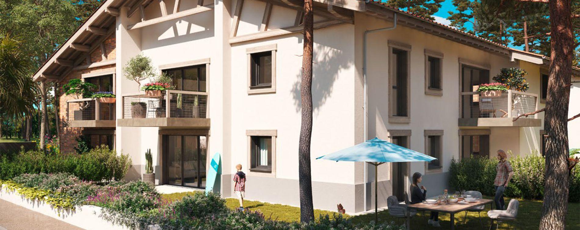Résidence Villa Losa à Biscarrosse