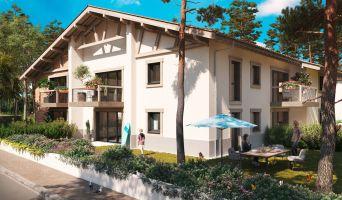Photo du Résidence « Villa Losa » programme immobilier neuf en Loi Pinel à Biscarrosse