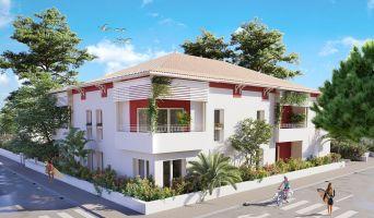 Biscarrosse programme immobilier neuf « Villa Trencat » en Loi Pinel