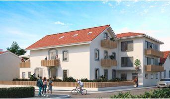 Photo du Résidence « Cap Océan » programme immobilier neuf à Capbreton