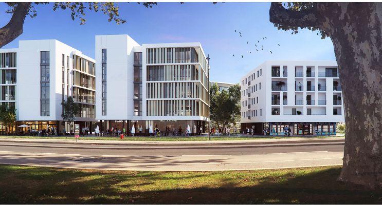 Photo du Résidence « Connexion » programme immobilier neuf à Dax