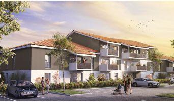 Photo du Résidence « Domaine Celesta » programme immobilier neuf à Dax