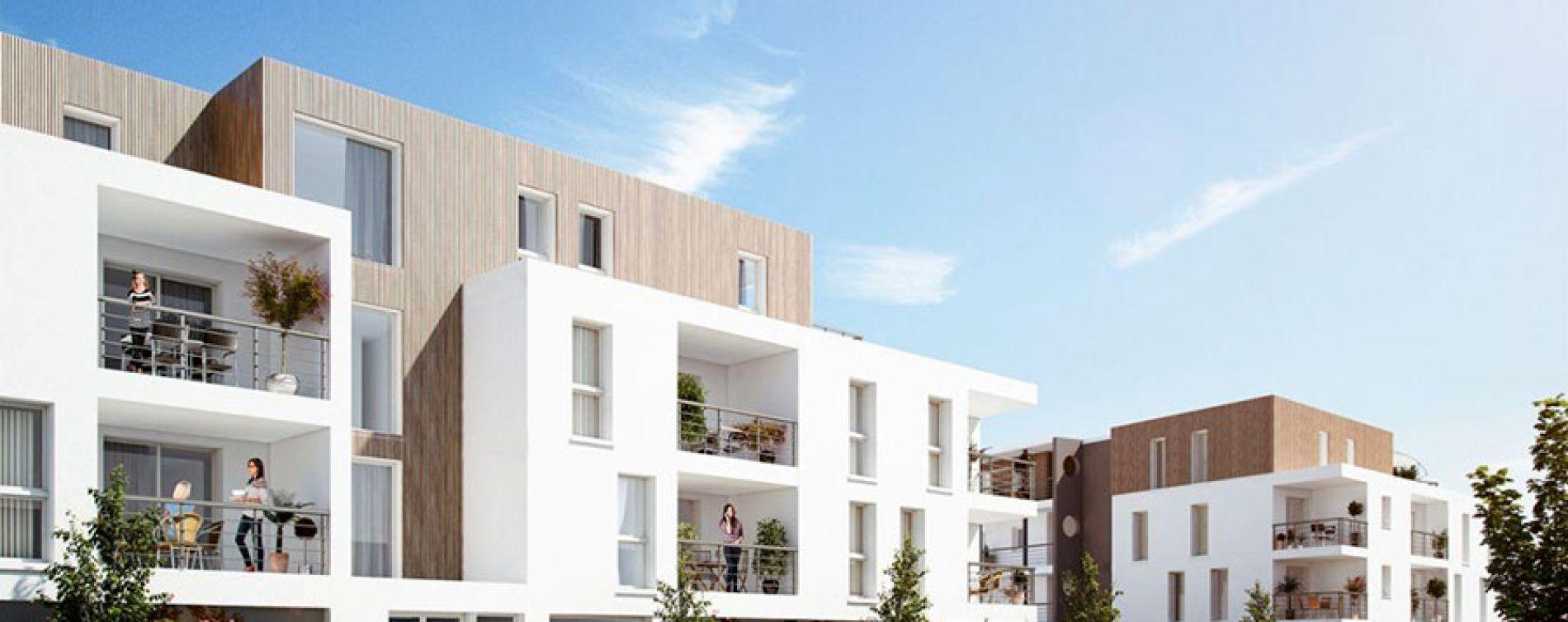 Résidence L'Atik - Appartements à Dax