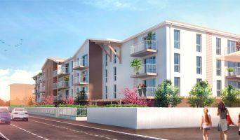 Photo du Résidence « Les Senioriales » programme immobilier neuf à Dax