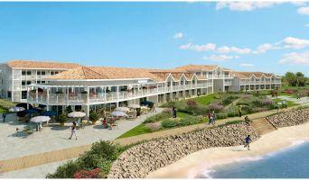 Mimizan : programme immobilier neuf « Les Balcons des Pêcheurs »