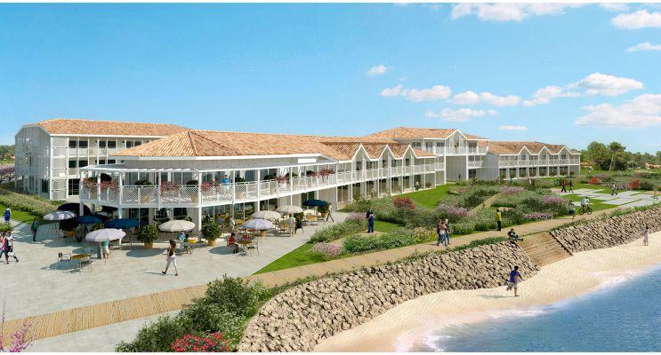 Photo du Résidence « Les Balcons des Pêcheurs » programme immobilier neuf à Mimizan