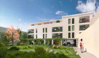 Mont-de-Marsan : programme immobilier neuf « Coeur de Ville »