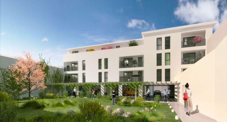 Photo du Résidence « Coeur de Ville » programme immobilier neuf à Mont-de-Marsan