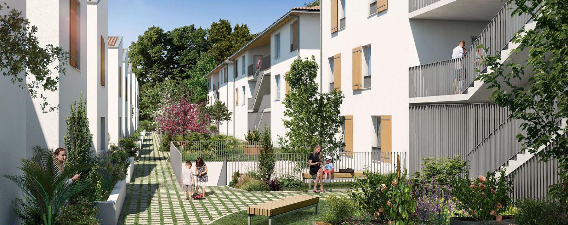 Ondres : programme immobilier neuve « Programme immobilier n°217512 »