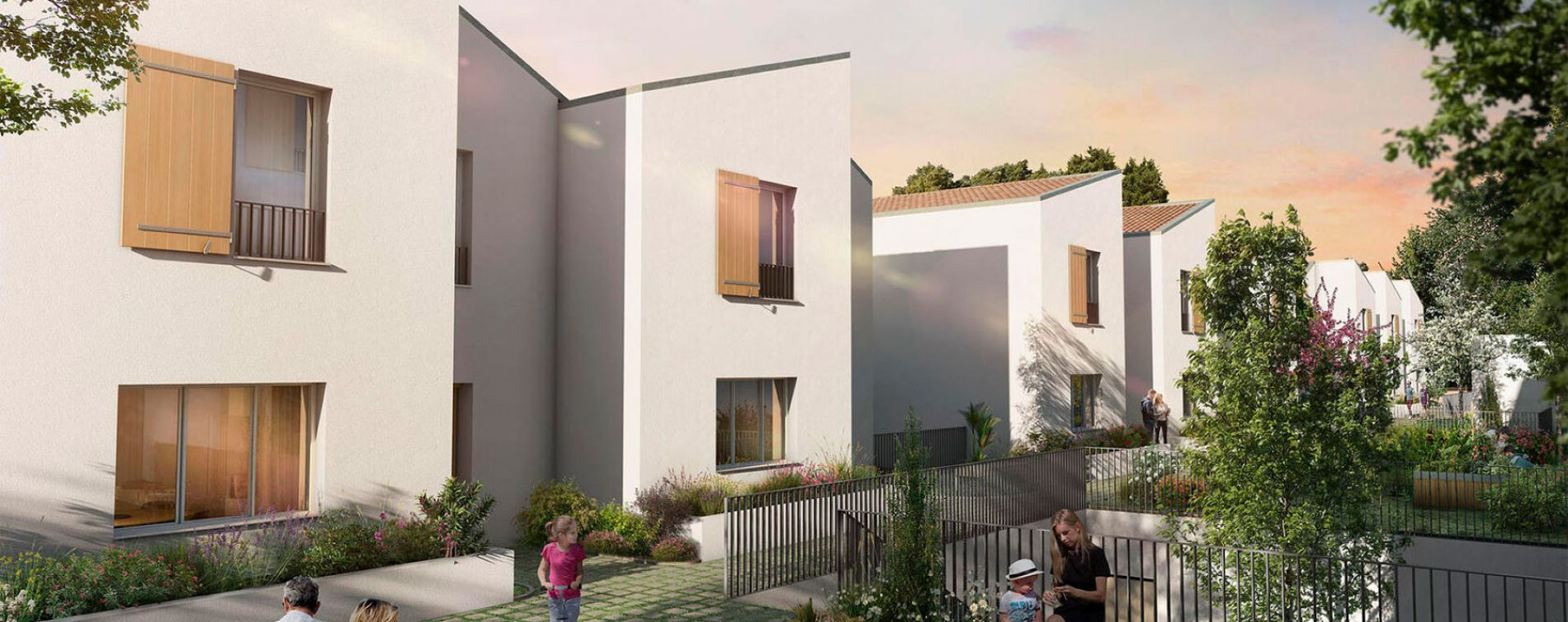 Ondres : programme immobilier neuve « Programme immobilier n°217512 » (3)
