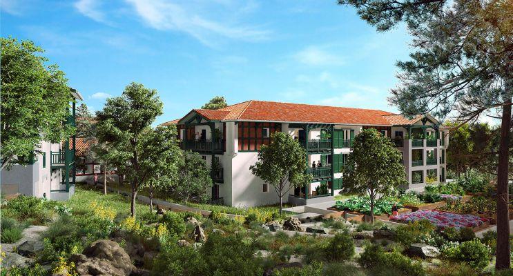 Photo du Résidence « L'Agora Les Rives du Lac » programme immobilier neuf en Loi Pinel à Ondres