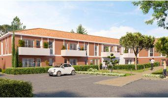 Photo du Résidence « Domaine Flora » programme immobilier neuf en Loi Pinel à Saint-Martin-de-Seignanx