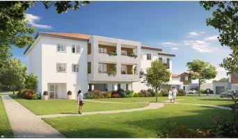 Saint-Paul-lès-Dax : programme immobilier neuf « Domaine de la Chênaie »