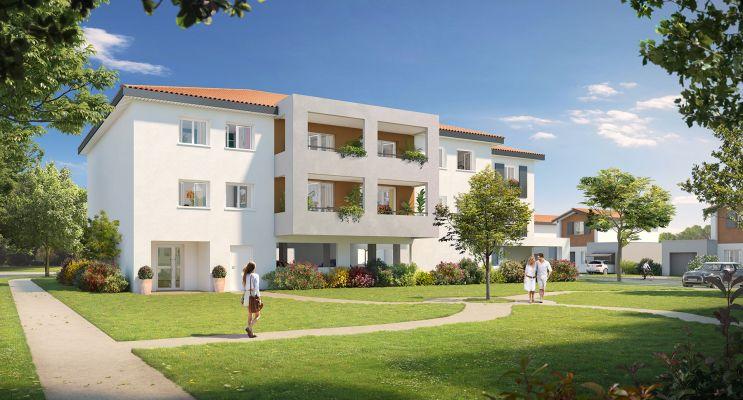Saint-Paul-lès-Dax programme immobilier neuf « Domaine de la Chênaie »