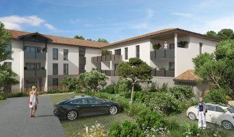Saint-Paul-lès-Dax : programme immobilier neuf « Les Fauvettes »