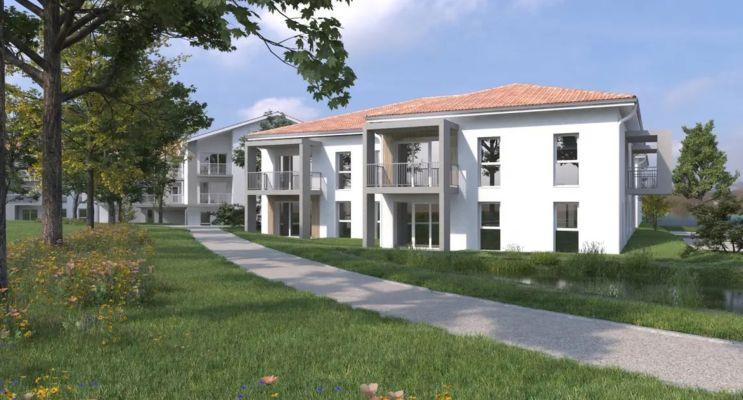 Saint-Pierre-du-Mont programme immobilier neuf « Domaine de Mont Alma »