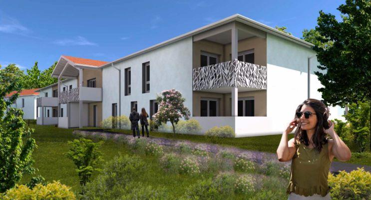 Résidence « Green Park » programme immobilier neuf à Saint-Pierre-du-Mont