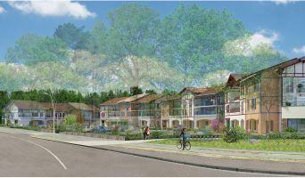 Photo du Résidence « Le Pas du Braou » programme immobilier neuf à Sanguinet