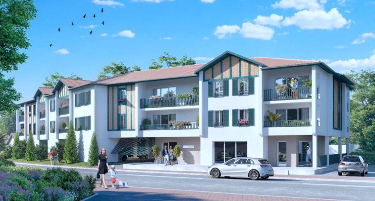 Photo du Résidence « Villa Ondine » programme immobilier neuf à Sanguinet