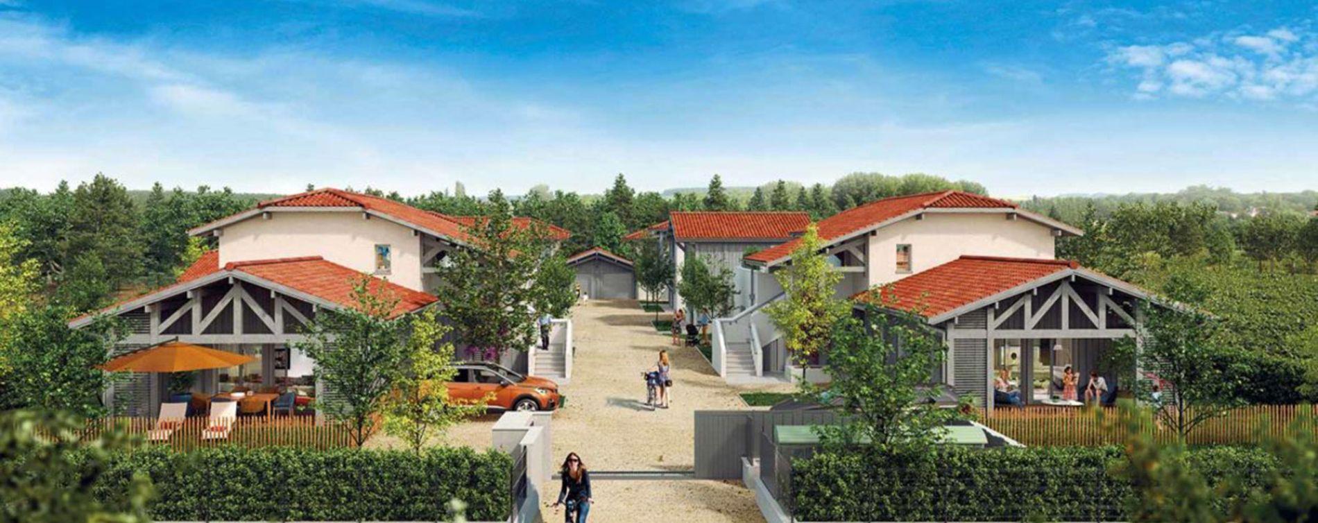 Soorts-Hossegor : programme immobilier neuve « Programme immobilier n°219043 » en Loi Pinel (2)