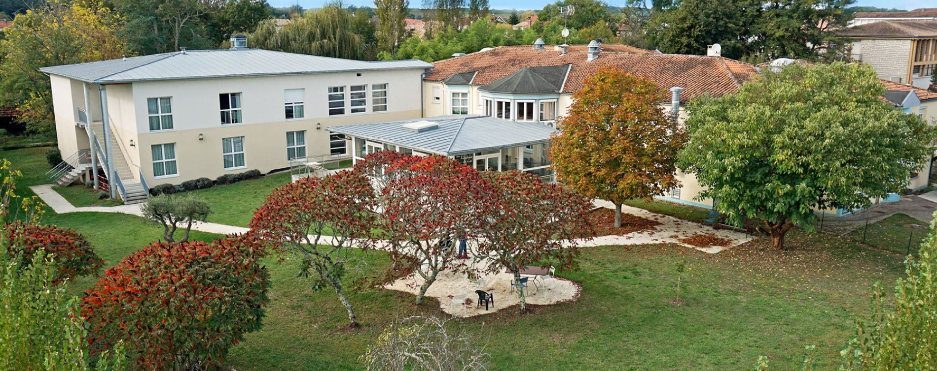 Résidence Résidence du Lac à Casteljaloux