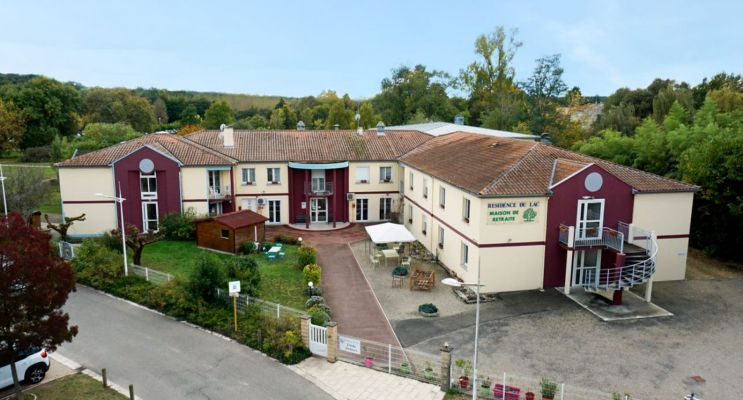 Photo du Résidence « Résidence du Lac » programme immobilier neuf à Casteljaloux